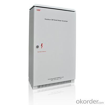 Outdoor Off-Grid Solar Inverter 500W-2000W    Specially Designed for Outdoor Communication Equipment