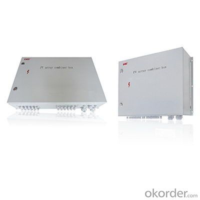 ON-GRID PV - Combiner Box Maintain Easily, and Improve Reliability