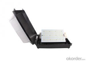 LED Wall Pack Light 60 W with Three Years Warranty DLC CE