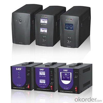 Solar Power Inverter AVR 500-5000VA 2015 Very Popular CE Excellent Quality Approved