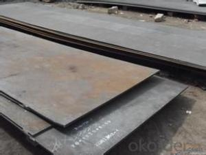 Hot Rolled Steel Plates A36 for Sale in China