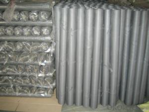 18x16 18x18 Fire Resistant PVC Plastic Coated Black Grey White Brown Fiberglass Window Screen Mesh