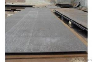 Hot Rolled Steel Plates HR Sheet for Sale in China