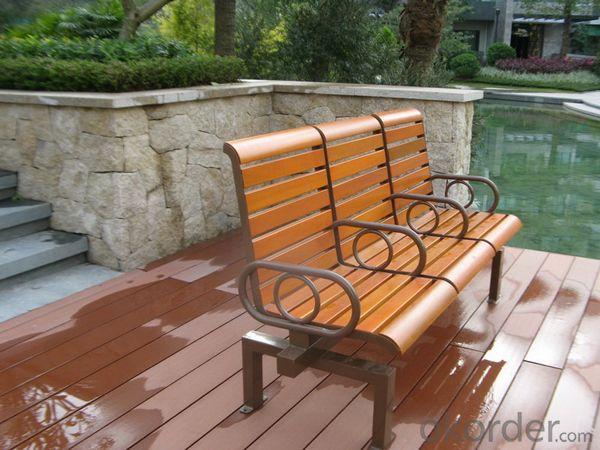Waterproof Outdoor Floor WPC Deck/Decking/Composite Decking