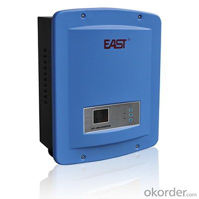 Off-Grid Solar Inverter 100W-2400W Excellent Performance, Hige Stability