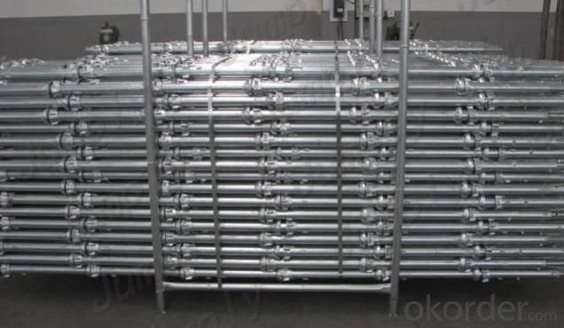 Cup-lock Scaffolding with Competitive Prices, Held Great Reputation form Customers