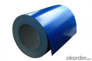 RAL Scale Z35 Prepainted Rolled Steel Coil for Roofing
