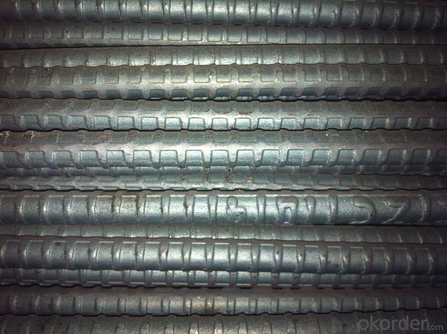 Deformed Steel Bar 10mm 12mm Steel Rebar