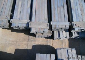 Slit Cutting Flat Bar Material Grade Q235B Steel Flat Bars