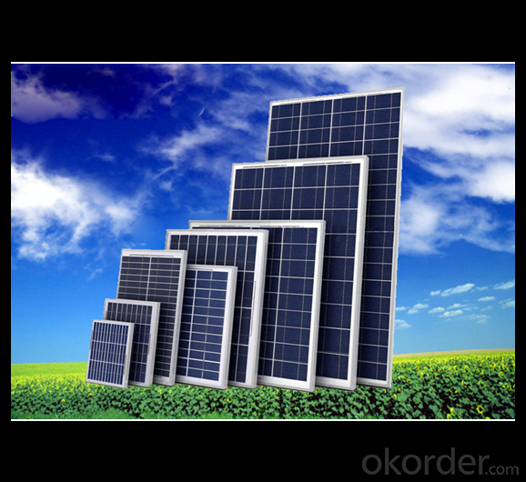 20W Direct Factory Sale Price 260-300Watt Solar Panels