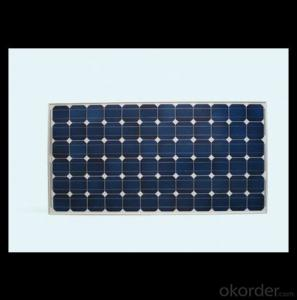200W Direct Factory Sale Price Per Watt Solar Panels