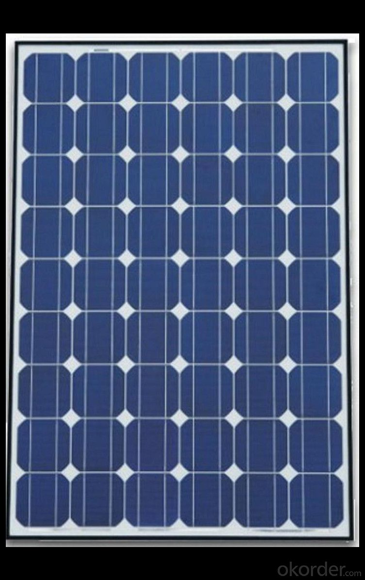 265W Direct Factory Sale Price Per Watt Solar Panels