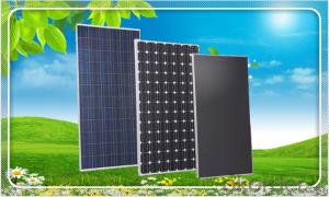110W Efficiency Photovoltaic Chinese Solar Panels For Sale 5-200W