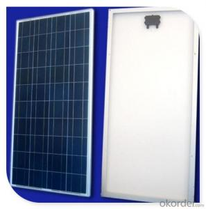 30W Efficiency Photovoltaic Chinese Solar Panels For Sale 5-200W