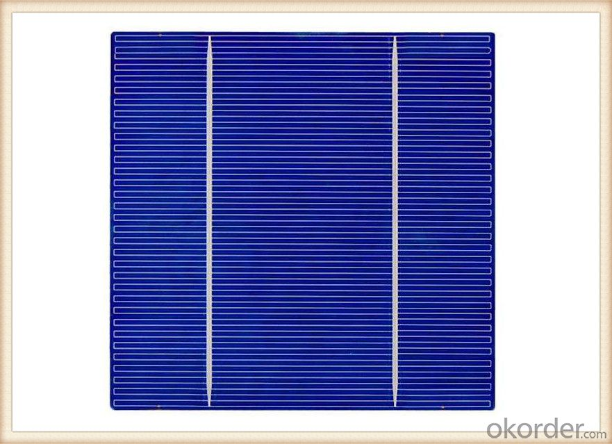 60W Efficiency Photovoltaic Chinese Solar Panels For Sale 5-200W