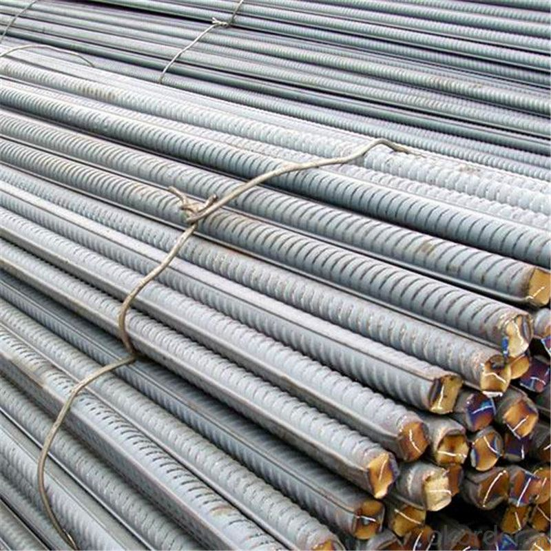 Metallic Material Steel Iron Rods for Construction Concrete