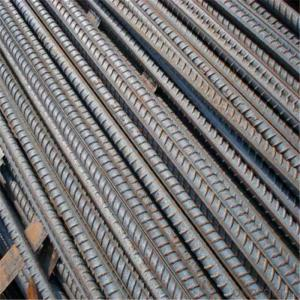 Wire Coiled Deformed Bars of Building Metal