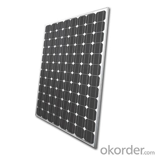 Monocrystalline Solar Panel 250W Made in China
