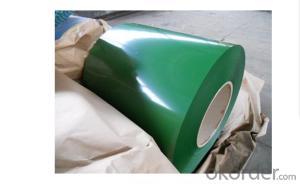 EN10169 PREPAINTED GALVANIZED STEEL COIL