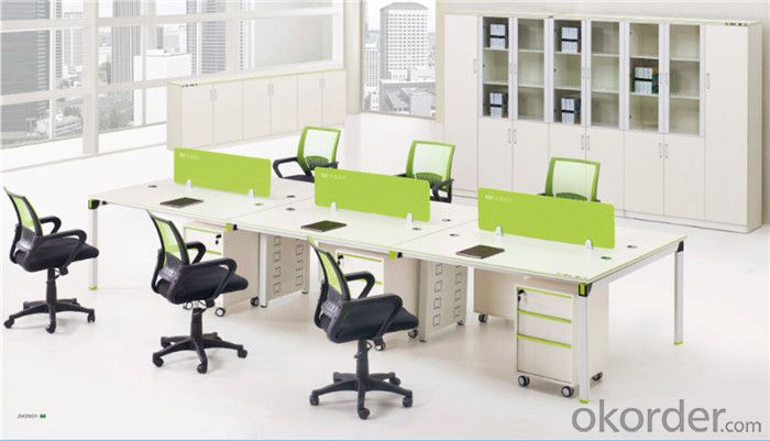 Steel Workstation with Customized Colors