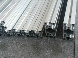 Customized Shapes Aluminium Extruded profile