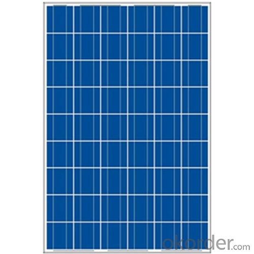 Monocrystalline Solar Panel 265W Made in China
