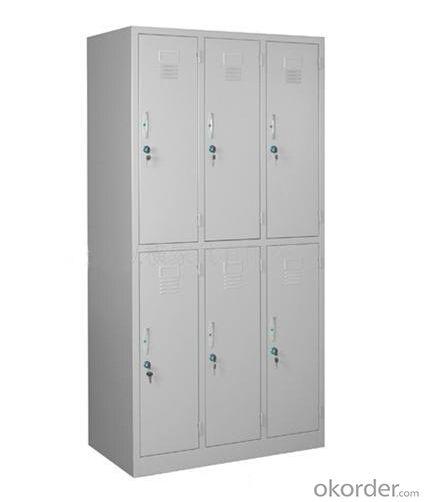 Metal Cabinet Locker for Selling Model CMAX-004