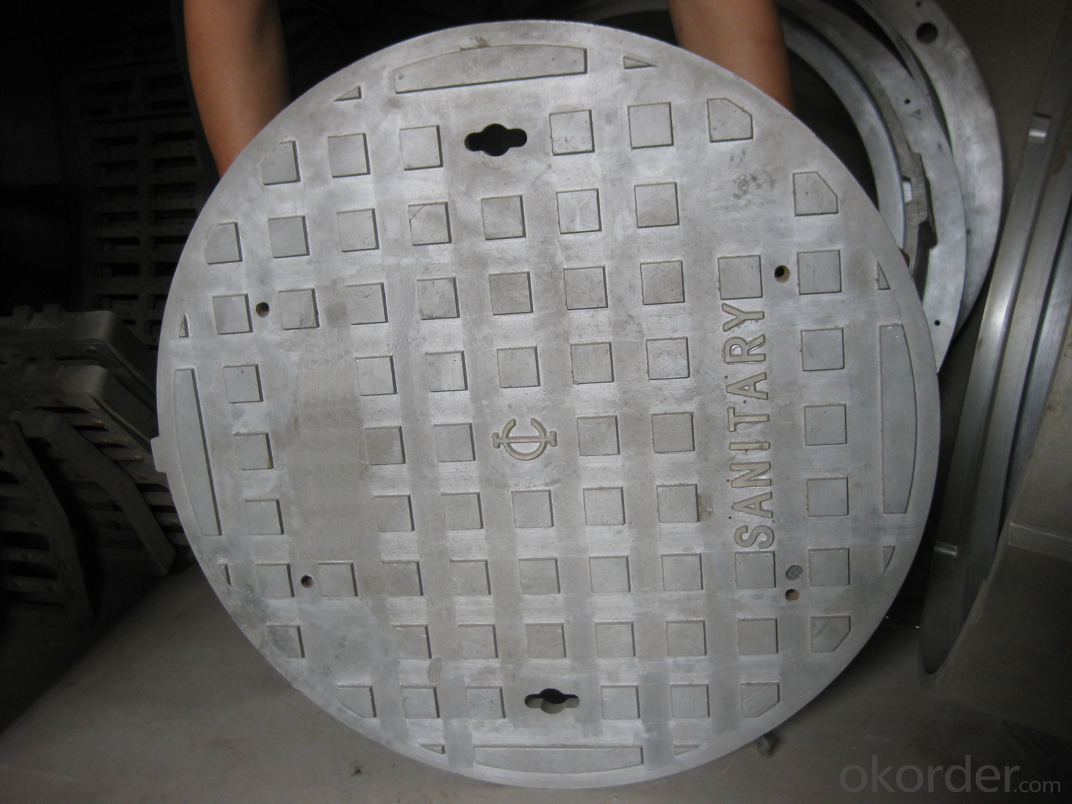 Manhole Covers Ductile Iron Class   C250