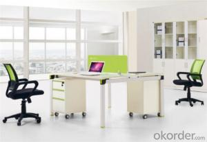 Steel Workstation with Customized Material