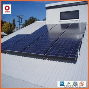 125w Small Solar Panels in Stock China Manufacturer