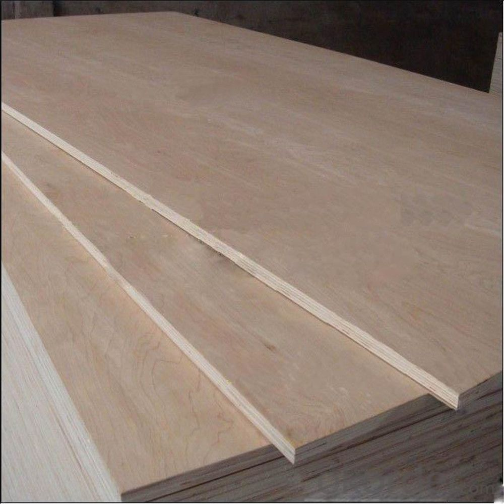 Commerical Plywood from China