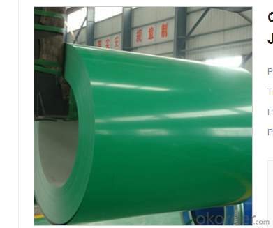 JIS VERY BEATIFUL PREPAINTED GALVANIZED STEEL COIL