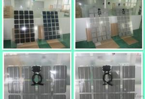 80w Small Solar Panels in Stock China Manufacturer