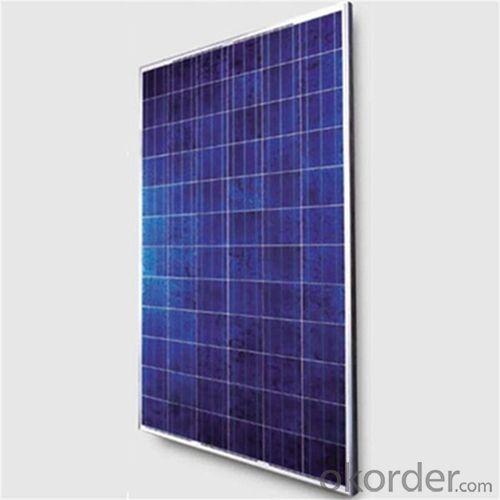 Monocrystalline Solar Panel 250W Good Quality