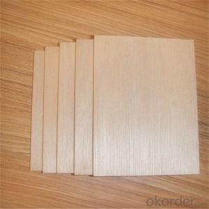 Finger Joint Plywood One Time o Two Times Hot Press