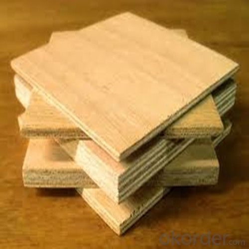 Wood MDF Price/ Melamine MDF Board High Quality from CNBM
