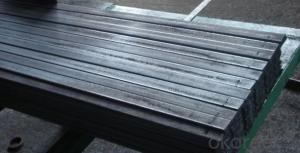 Mild stainless steel flat bar for construction