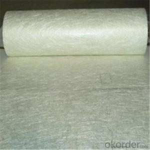 Easy Operation Building Materials Fiberglass Chopped Stand Mat