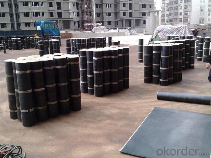 Self Adhesive Polymer Bitumen Waterproof Membrane