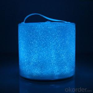 Color-Changing Inflatable Waterproof Solar Lantern