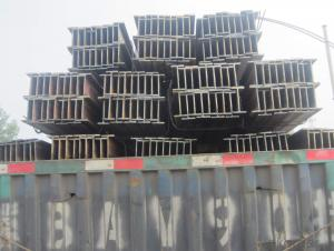 Steel H Beam Profile with High Quality Structural Hot Rolled
