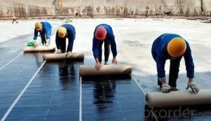 Self Adhesive Polymer Modified Bitumen Waterproof Membrane