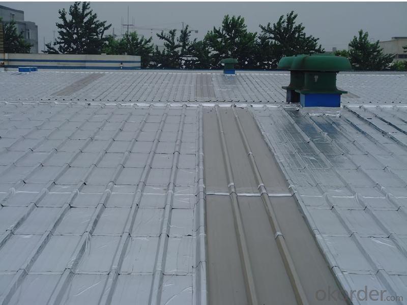 Self Adhesive Waterproof Membrane Weather Resistant