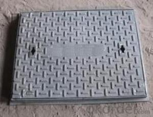 Manhole Cover Ductile Iron Cast Iron EN124 GGG40