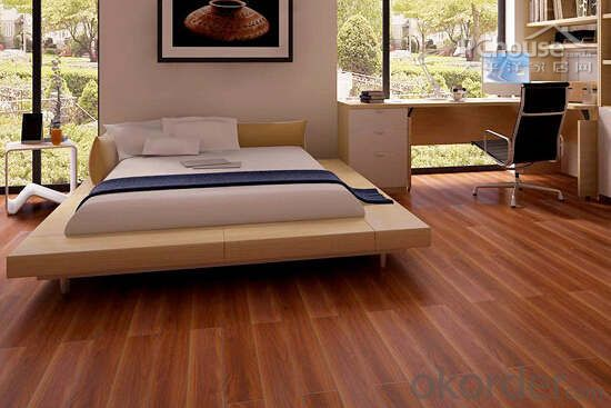 24X24 Matte Finish Non-slip Wood Look Porcelain Tile