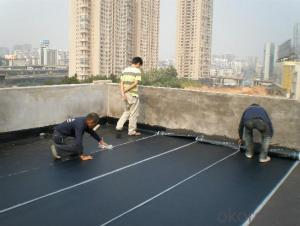 Self Adhesive Bitumen Waterproof Membrane for Roofing