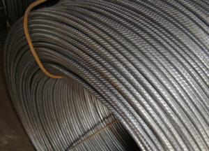 Eight mm Cold Rolled Steel Rebars with High Quality
