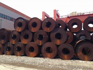 Hot Rolled Steel Coil for Construction and Spring