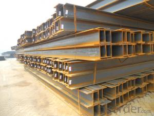 High Quality Structural Steel H-Beam for Construction, Competitive Prices