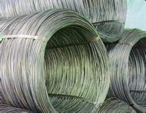 SAE1006B Hot Rolled Steel Wire Rod 6.5mm with in China